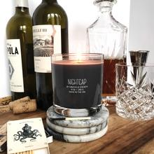 "Grenville Society ""Nightcap"" Candle - Milou Palm Beach"