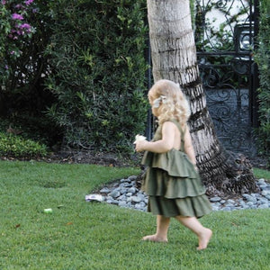 Petit Milou Mimi Dress - Milou Palm Beach