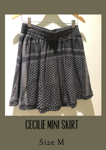 Cecilie Skirt with Pockets