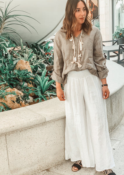 Laurel Blouse - Milou Palm Beach
