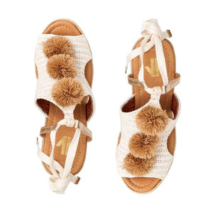 Carioca Espadrille Wedges - Milou Palm Beach