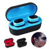 Bluetooth 5.0 Stereo Ear Earphone With Charging Bin