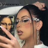Yumomo Crystral Sunglasses