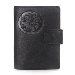 Leather Passport Holder Wallet