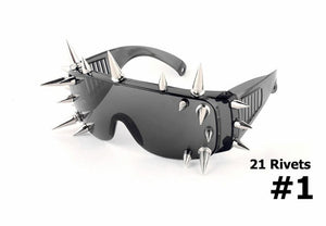 Spiked Sunglasses for Women or Men