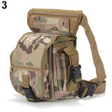 Fashion Military Waist Pack Mochilas