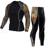 Fitness Compression Set for Men
