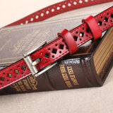 Women's Genuine Leather Belts