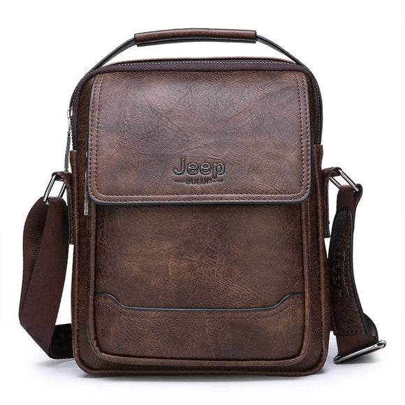 Leather Shouder Messenger Bag