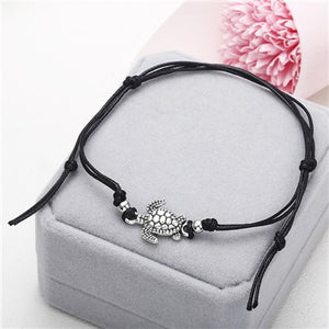Black Anklet for Women