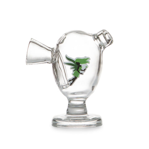 Martian Glass Bubbler - In Stock Now!