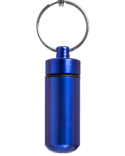 Key chain stash jar