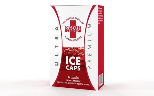 Rescue Detox ICE Caps