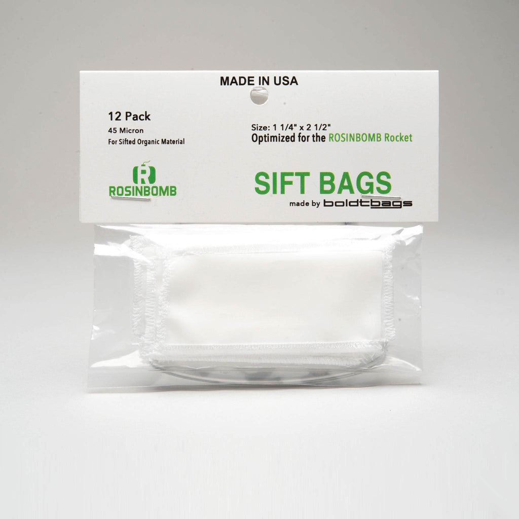 Rocket Sift Bags