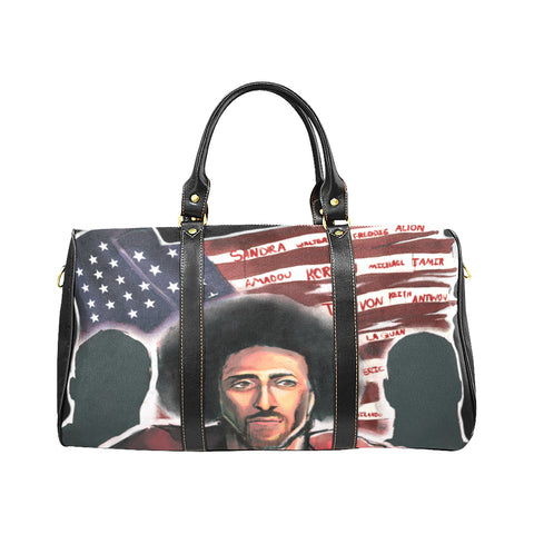 KAEPERNICK PROTEST TRAVEL BAGS