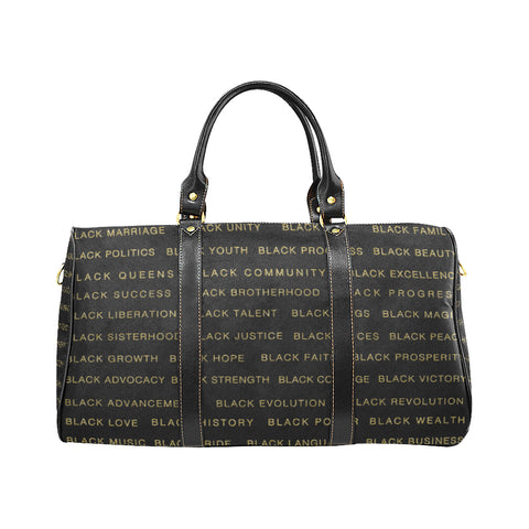 BLACK MAGIC ALLEAUXVER SMALL TRAVEL BAGS