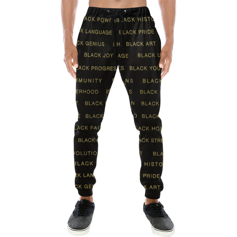 BLACK MAGIC JOGGERS