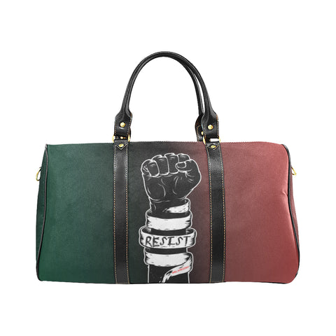 RESIST FIST SMALL TRAVEL BAGS
