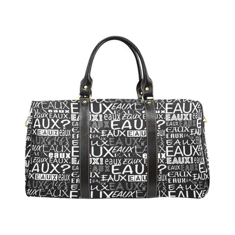 WHITE EAUX ALLEAUXVER LARGE TRAVEL BAGS