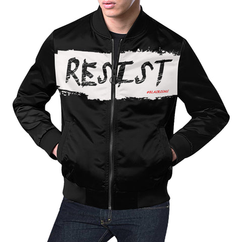WHITE RESIST JACKET