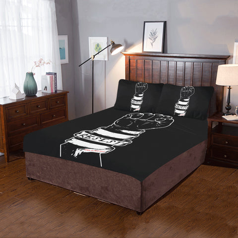 RESIST FIST BEDDING SETS (1 DUVET & 2 PILLOW CASES)