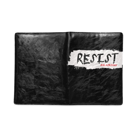 RESIST JOURNAL NOTEBOOK