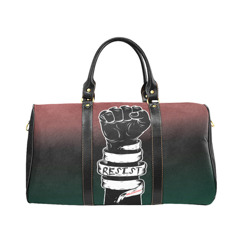 RESIST FIST LARGE TRAVEL BAGS