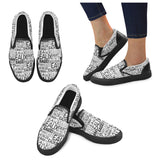 ALLEAUXVER WOMEN'S SLIP ON SHOES