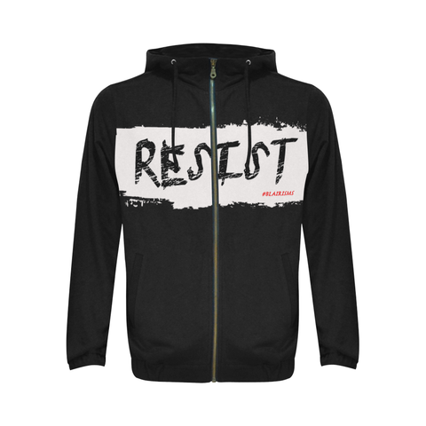 RESIST FIST HOODIES