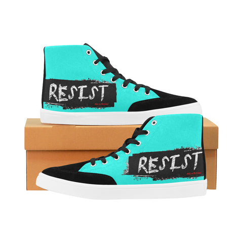 RESIST WOMEN'S HI-TOP SHOES