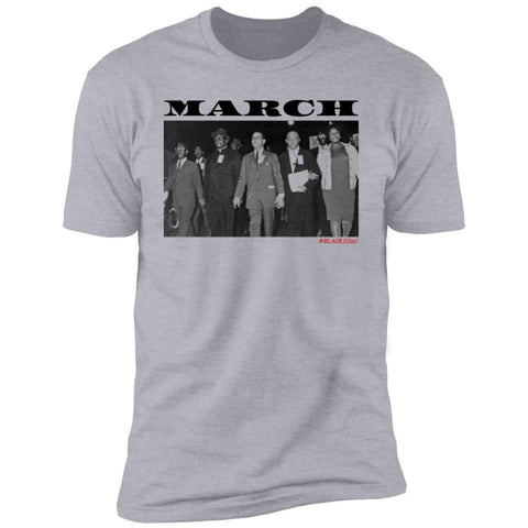 MARCH: ORETHA CASTLE HALEY FREEDOM'S MARCH Men's Crew