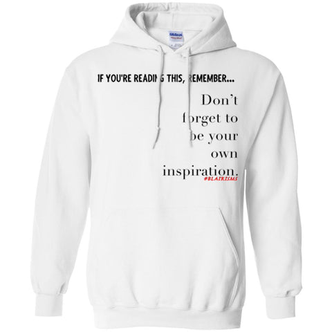 Inspiration1 Pullover Hoodie