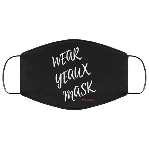 WEAR YEAUX MASK  Face Mask