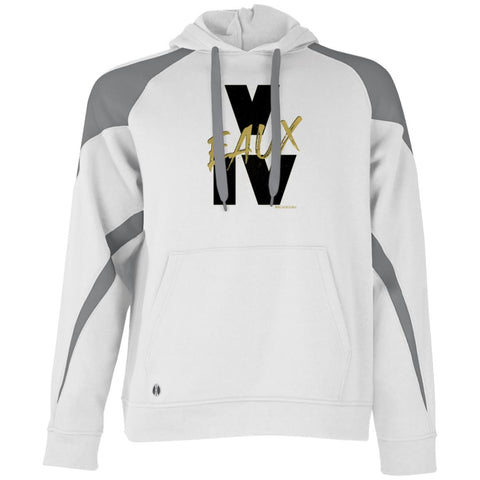 V EAUX IV (BG) Holloway Colorblock Hoodie