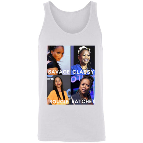 ERIKA ALEXANDER #SAVAGE Men's Tank Top