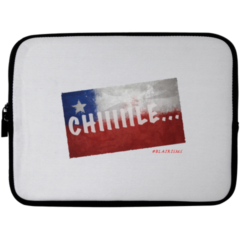 CHILE Laptop Sleeve - 10 inch
