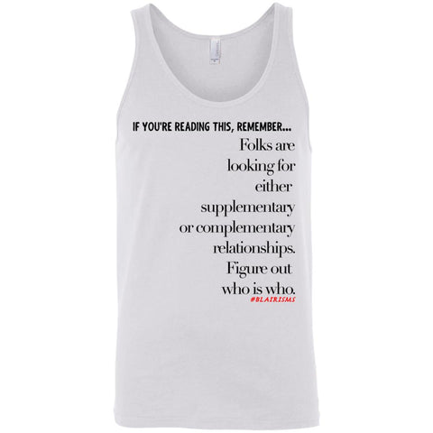 Figure Out Unisex Tank