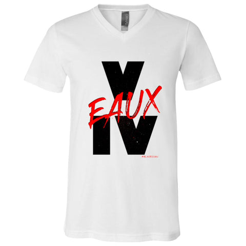 V EAUX IV RED Boy's V-Neck