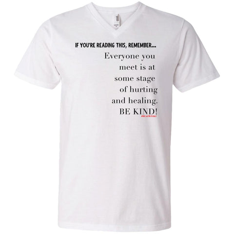 BE KIND Men's V-Neck
