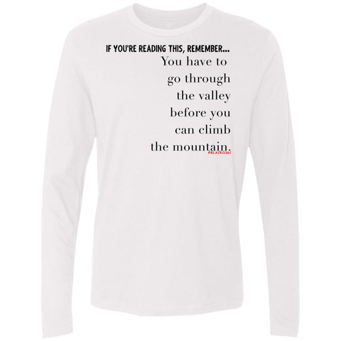 FOR A MOUNTAIN Men's Longsleeve
