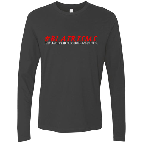#BLAIRISMS BRAND Men's Longsleeve
