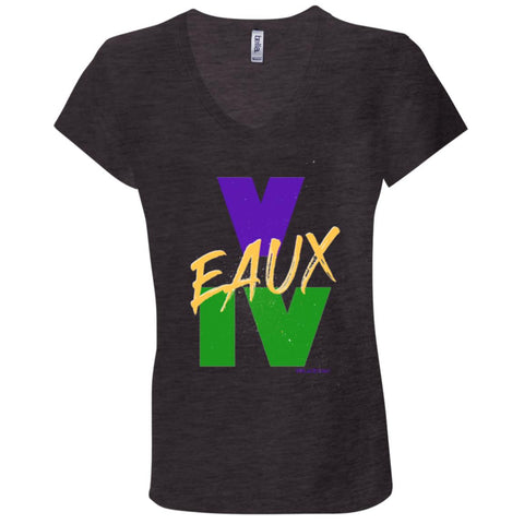 V EAUX IV MG Women's V-Neck