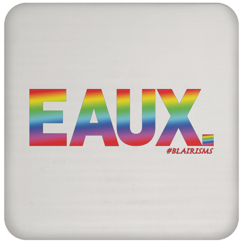 RAINBEAUX EAUX Coaster