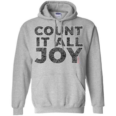 COUNT IT ALL JOY Pullover Hoodie