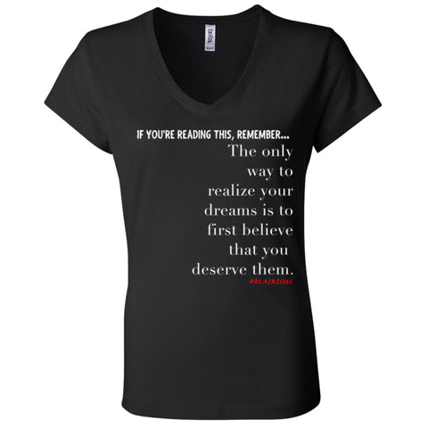 Dreams Women's V-Neck