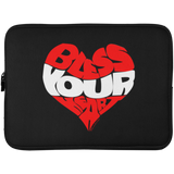 BLESS YOUR HEART RW Laptop Sleeve - 15 Inch