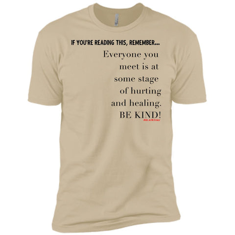 BE KIND Men's Crew