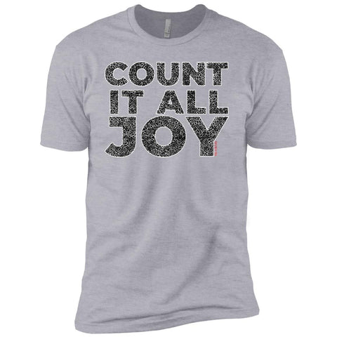 COUNT IT ALL JOY Men's Crew