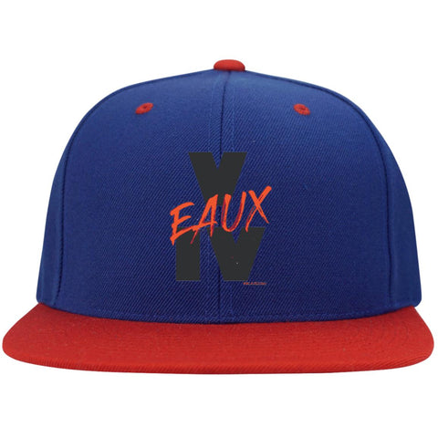 V EAUX IV RED Snapback Hat