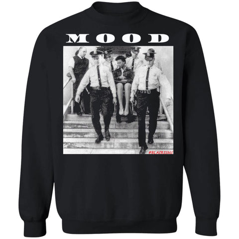 MOOD: DORIS CASTLE Crewneck Pullover Sweatshirt